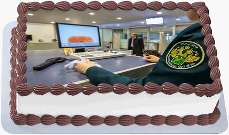 Двухъярусный торт из мастики на годик фото татьяна