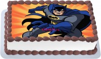 The Batman cake