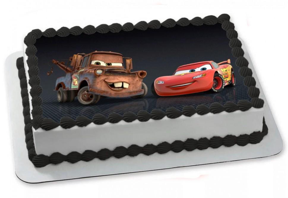 торт маквин фото из крема что