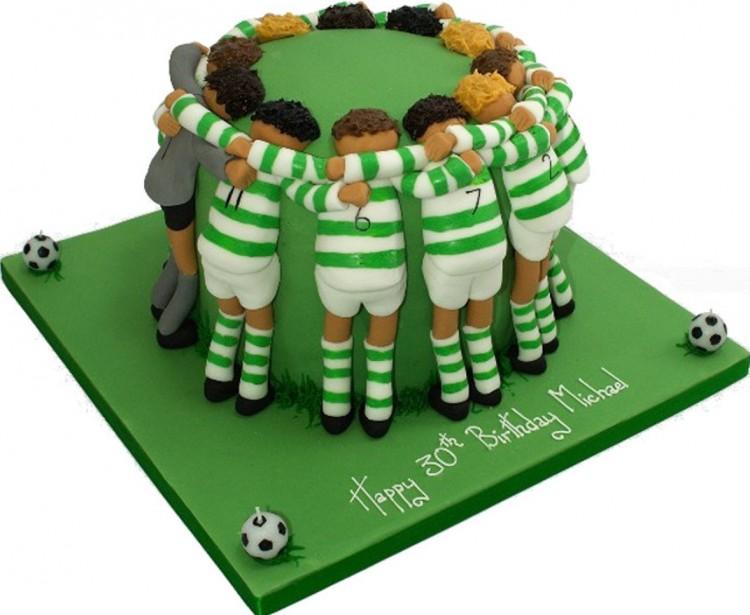 Открытки с днем рождения на тему футбола